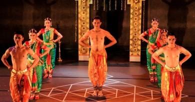 Crossing Borders in Bharatanatyam (Dance Review)