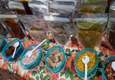 Traditional Herbal Mouth Fresheners