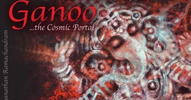 Ganoo… the Cosmic Portal by Jeganathan Ramachandram