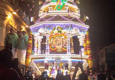 Thaipusam Eve Celebrations