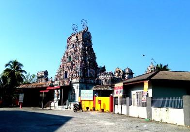 Thendayuthapani Temple, Tapah