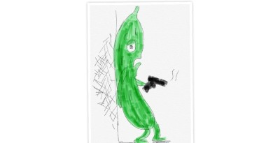 Cucumber – Escape From Packing Industry