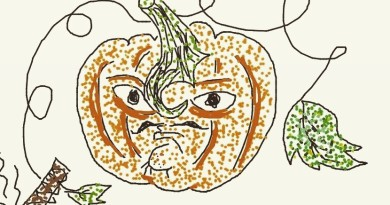 Pumpkin – The Gourdfather