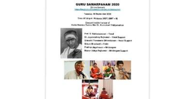 Guru Samarpanam 2020