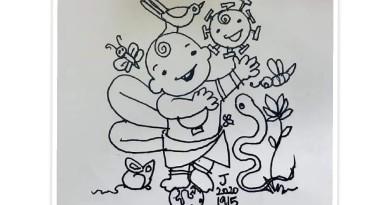 Joy Of Cartooning