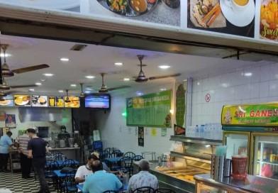 Traditional Indian Eatery by Adithya Rajkumar