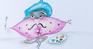 Sweet Potato – Underground Artist